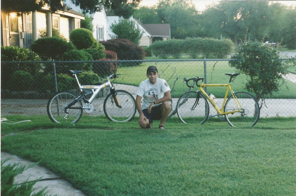 1997 Trek Y-5 and 1997 Cannondale R600